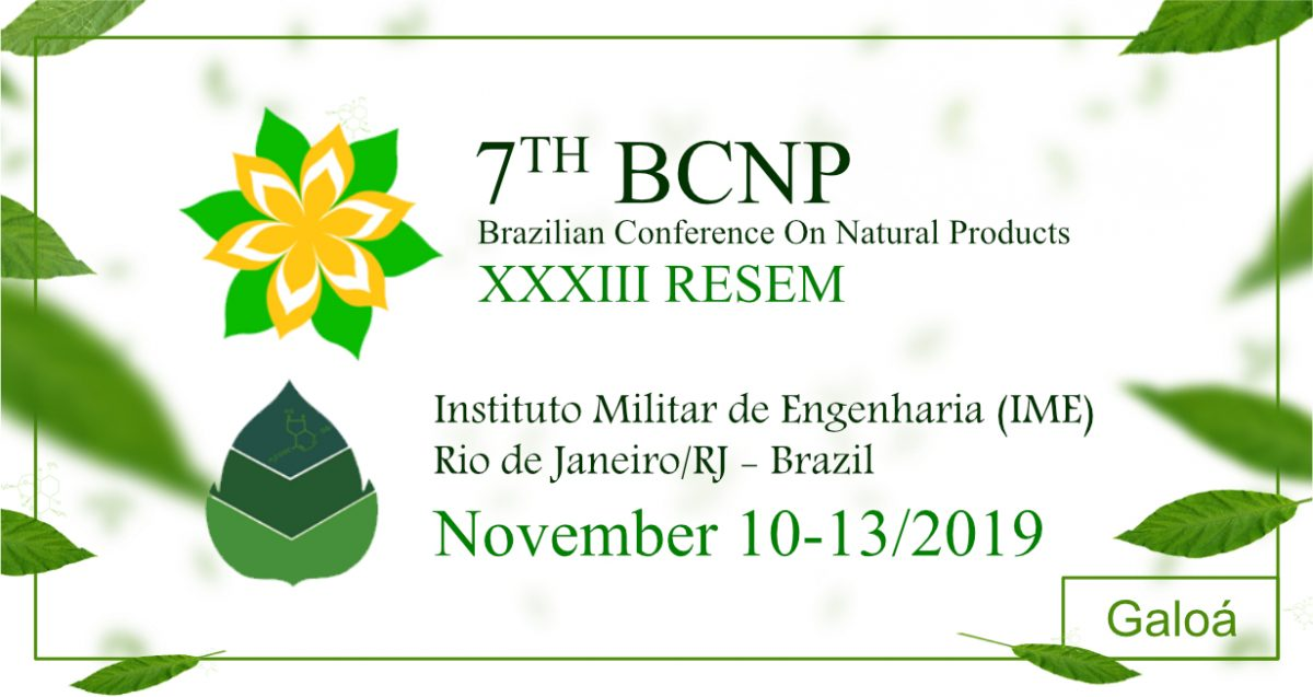 7th Brazilian Conference on Natural Products